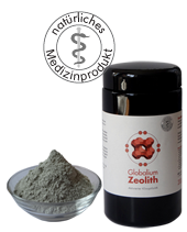Globalium Zeolith - Gesunder Darm - gesunder Mensch!